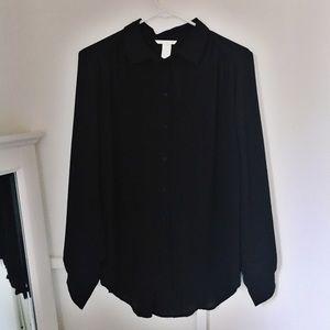 NWT H&M Button Down Shirt